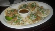 carnitas street tacos