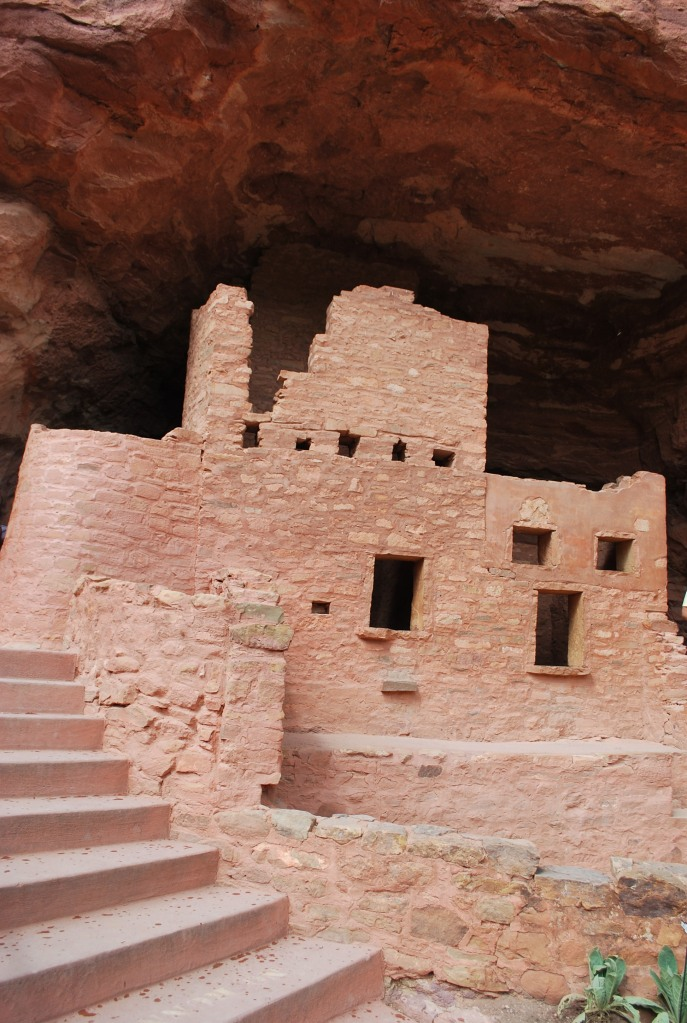 Dwelling In The Word: Manitou Cliff Dwellings In Colorado